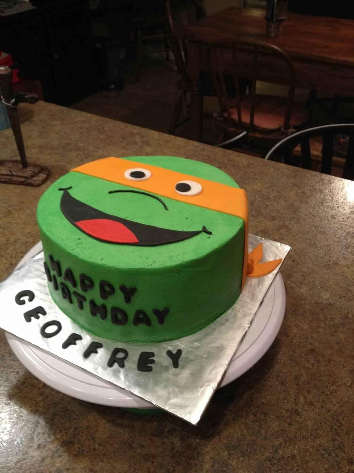 Kawasaki Birthday Cakes