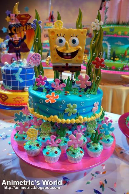 Goldilocks Birthday Cakes