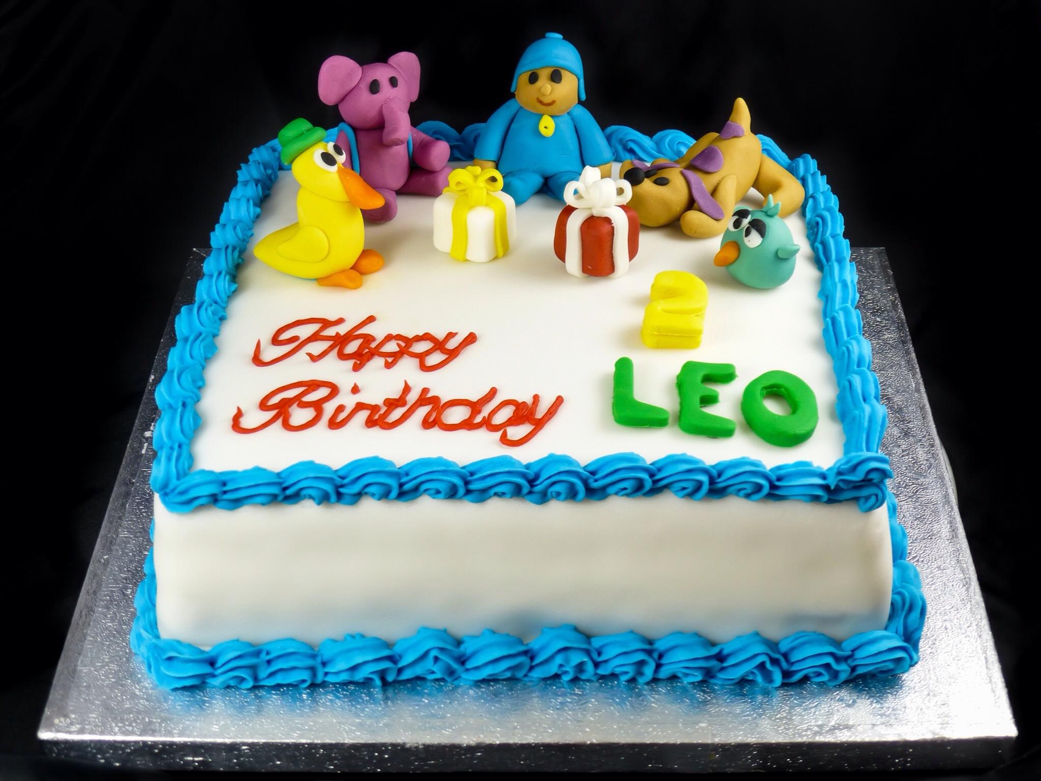 Childs Birthday Cakes