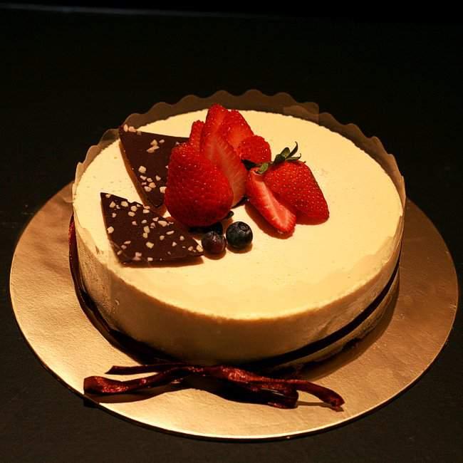 Cheesecake Birthday Cakes