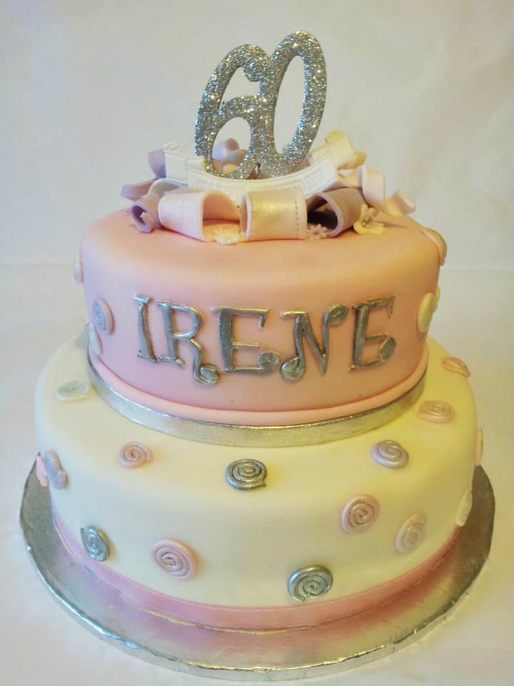 Imgenes De Birthday Cake Ideas For 60 Year Old Woman