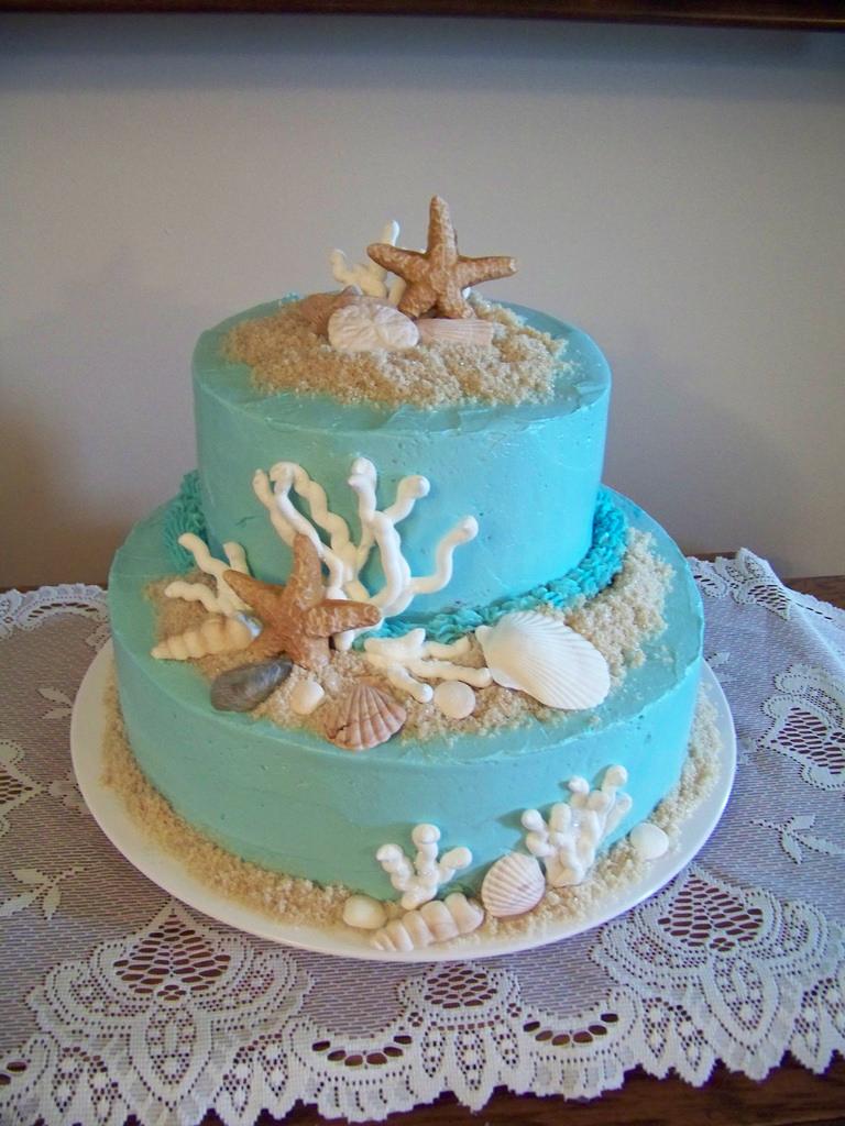 August Birthday Cakes