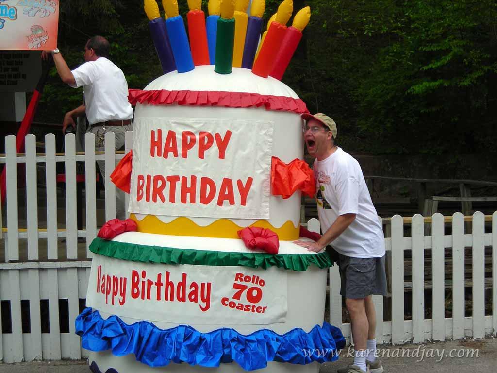 Huge Birthday Cakes