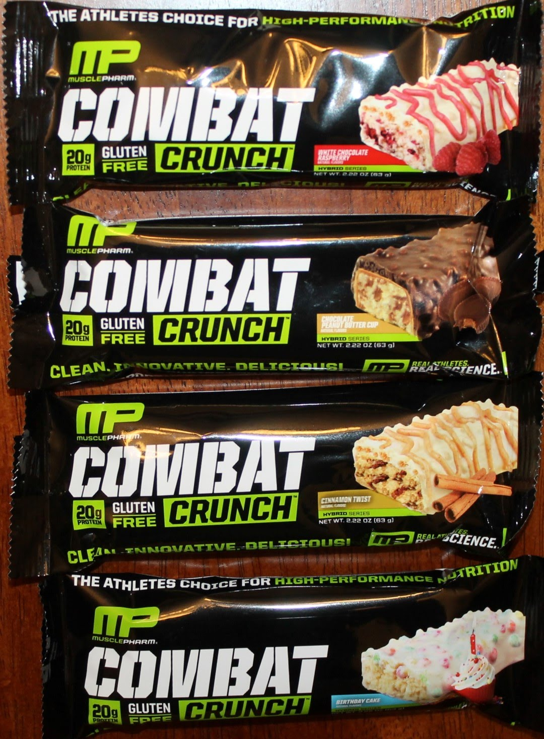 Combat Crunch White Chocolate Raspberry PB Cup