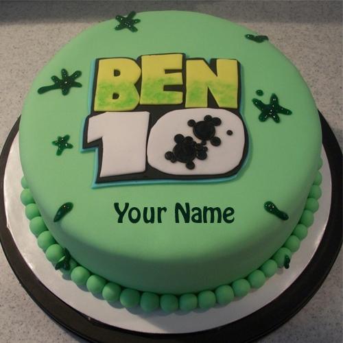 Ben Birthday Cakes