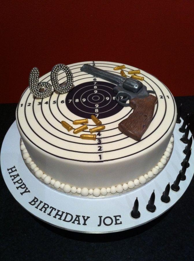 Shooting Birthday Cakes