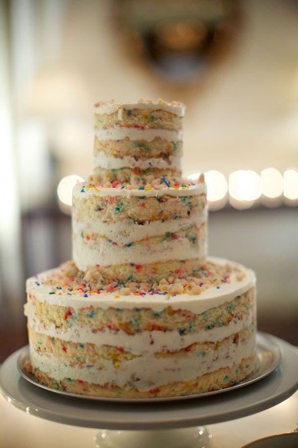 Momofuku Wedding Cakes