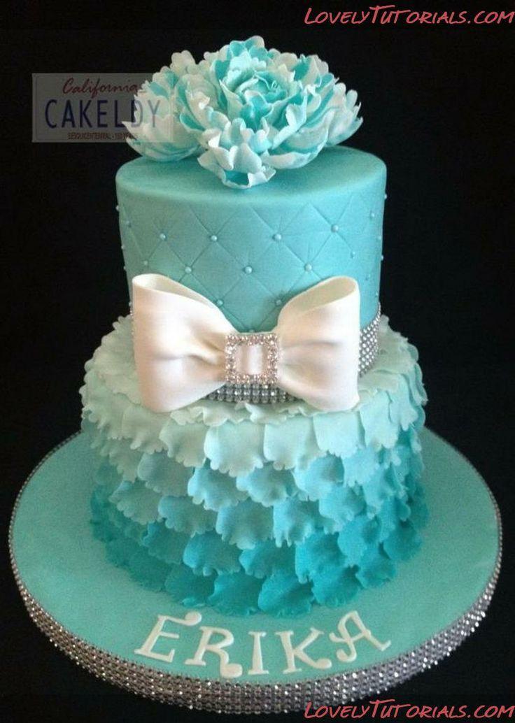 Teens Birthday Cakes