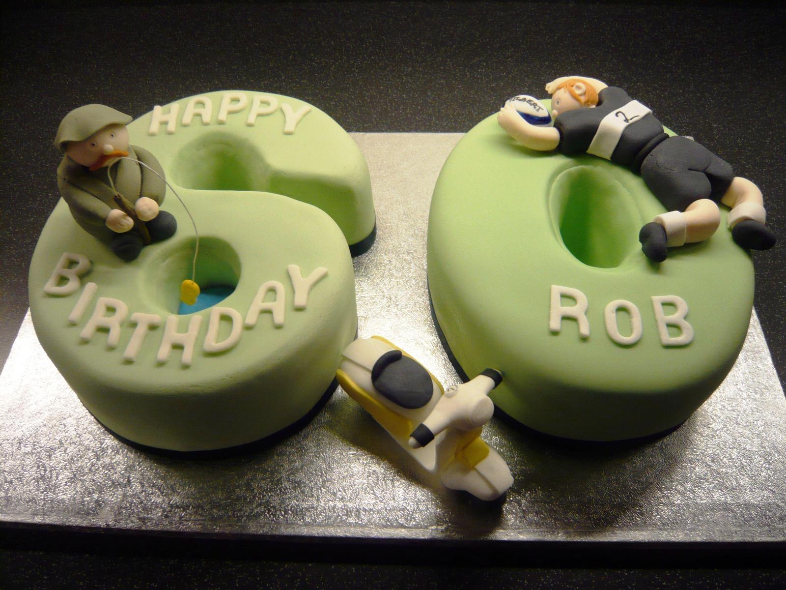 Birthday Cakes For Men 25 Sgram