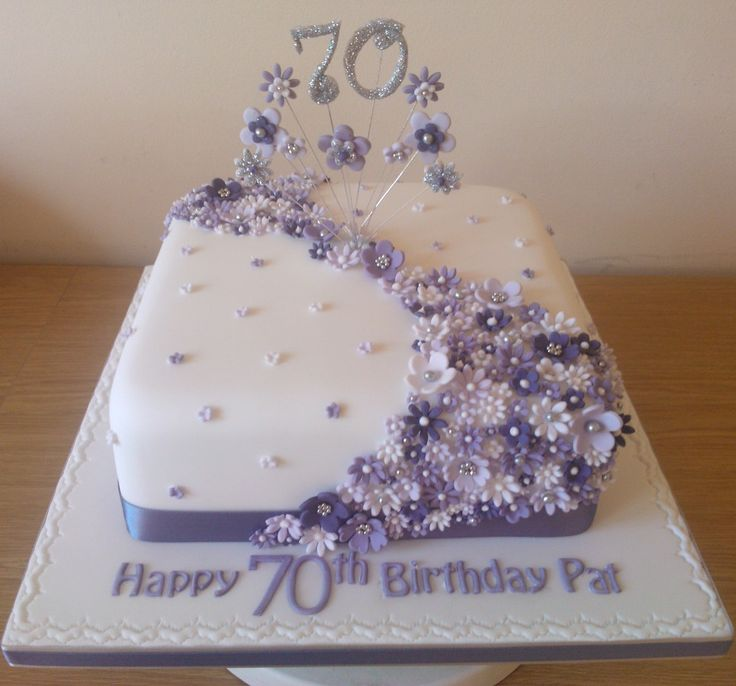 25 Best Ideas About 70 Birthday Cake On Pinterest 70th