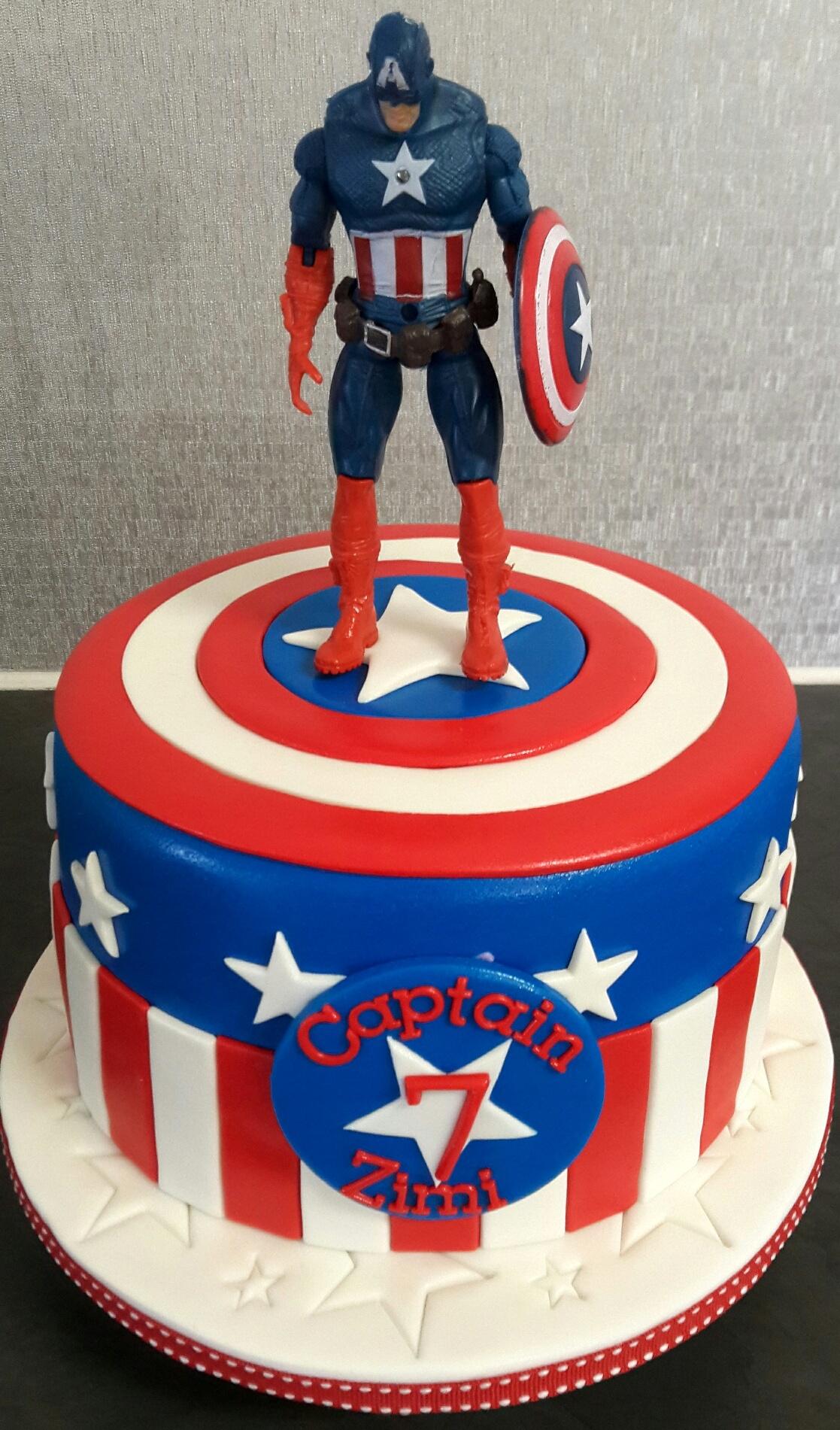 America Birthday Cakes