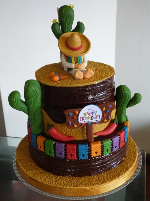Mexican Christmas Cakes