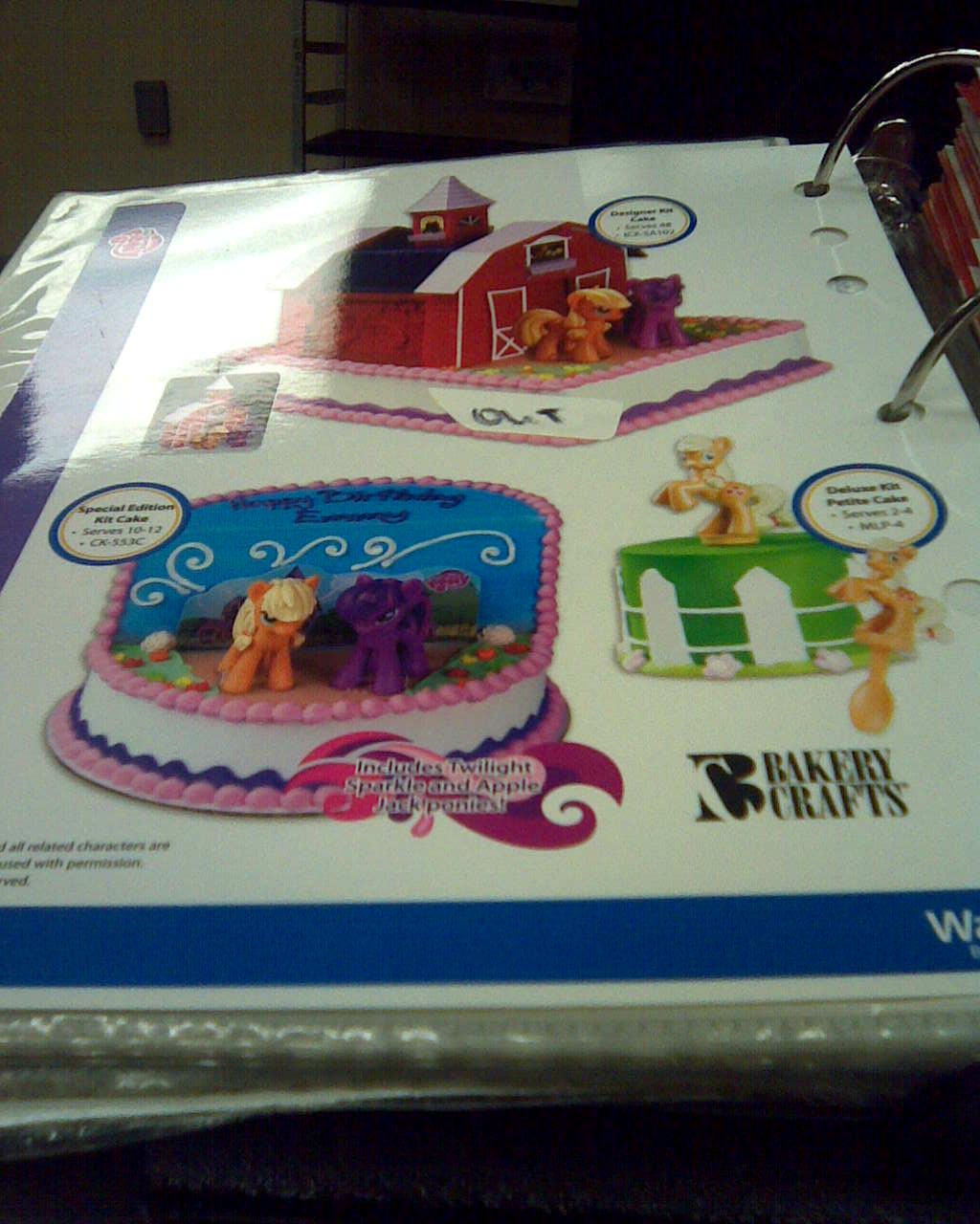 Walmart Birthday Cakes