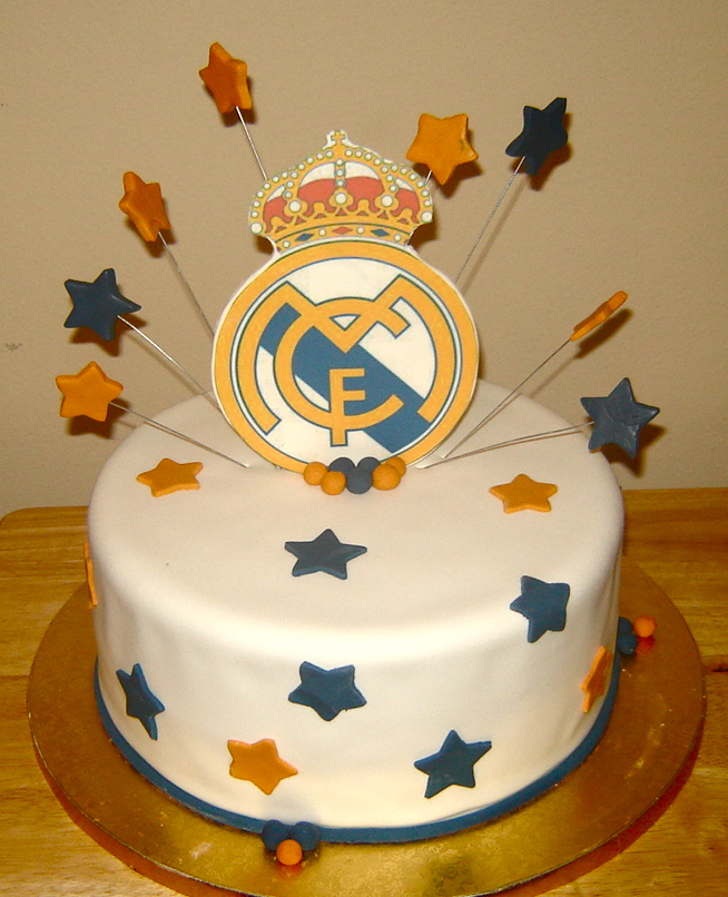 Real Birthday Cakes