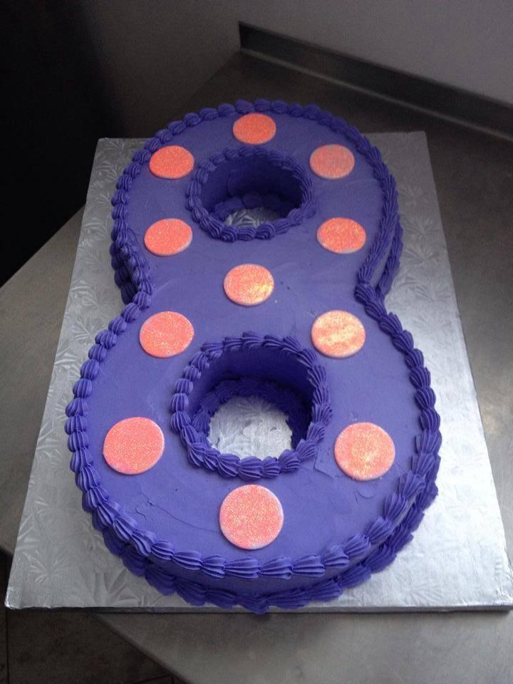 8 Birthday Cakes
