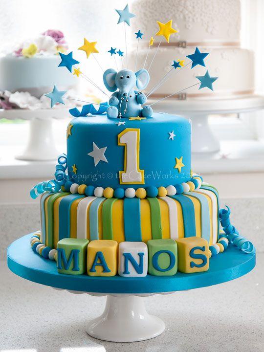 Son Birthday Cakes