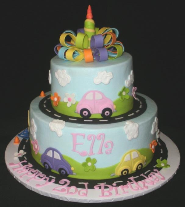 Birthday Cake Ideas For 1 Year Old Baby Boy