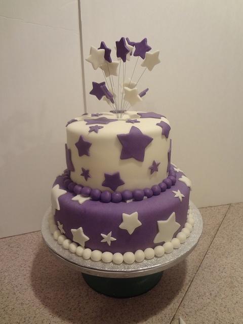 Star Birthday Cakes