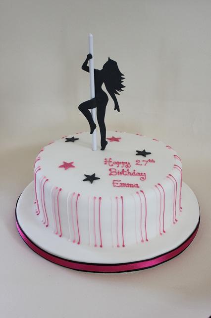 Dance Birthday Cakes
