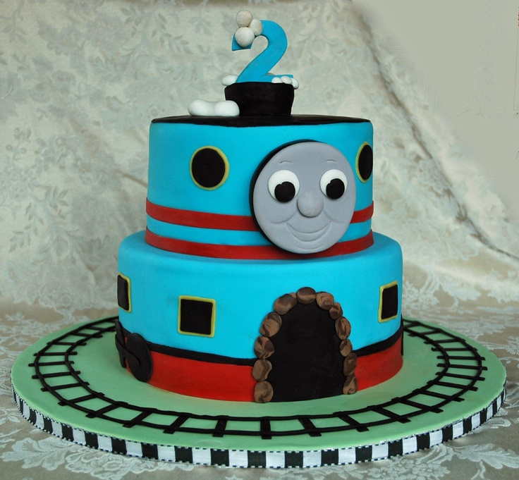 Thomas Birthday Cakes