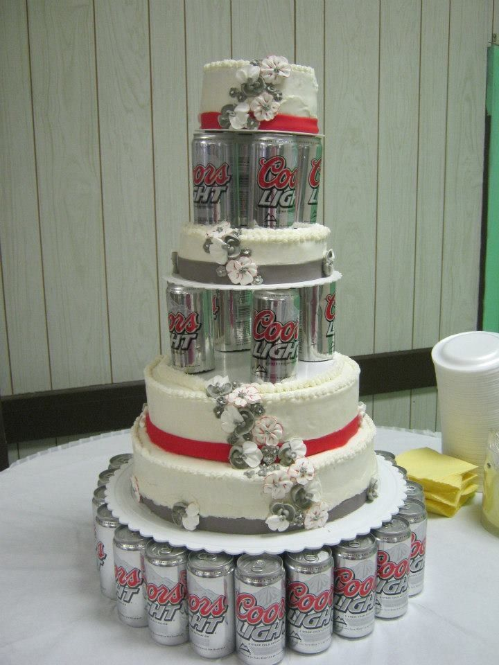 15 Best Images About Coorslight Cake On Pinterest Bud