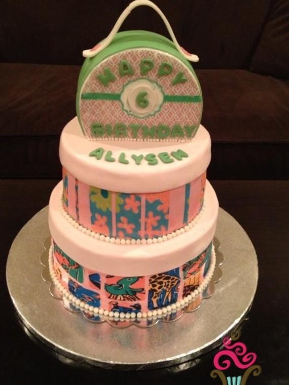 Whole Food Lady LLC Custom Cake G Eries