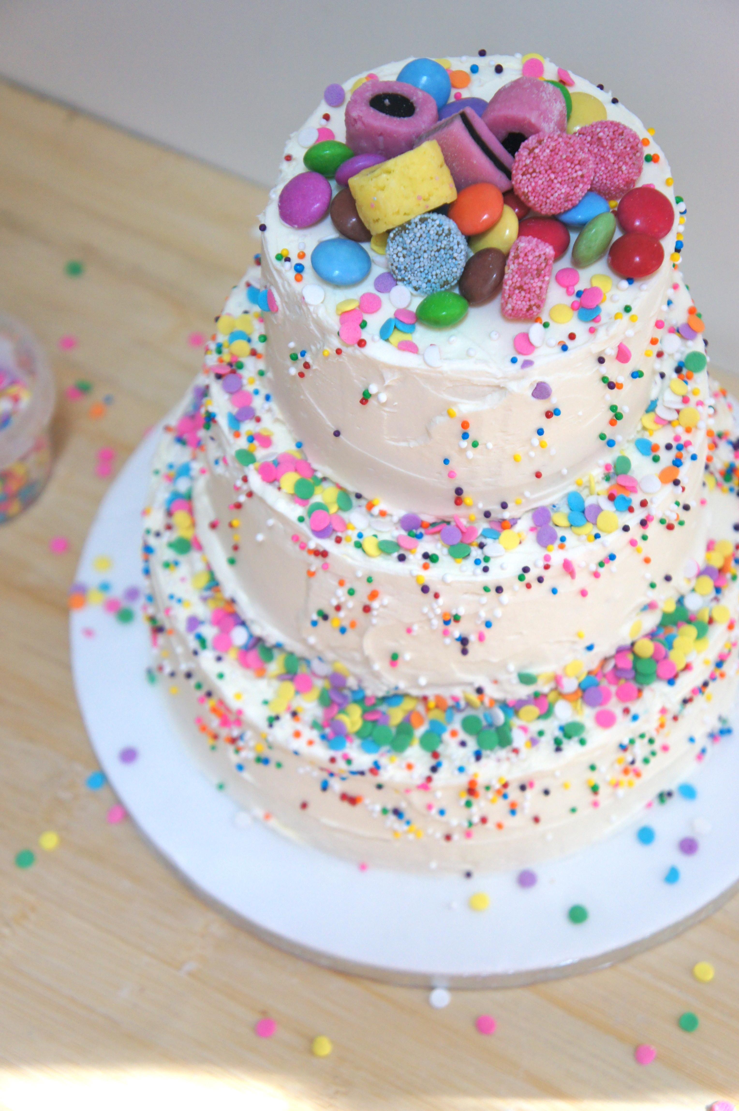 Recipe Birthday Cakes