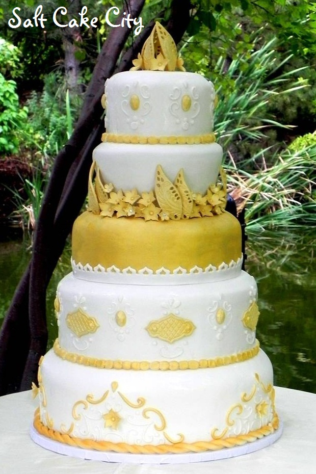 Princess Wedding Cakes