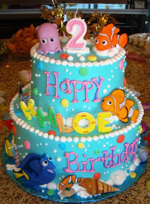 Bakery Birthday Cakes