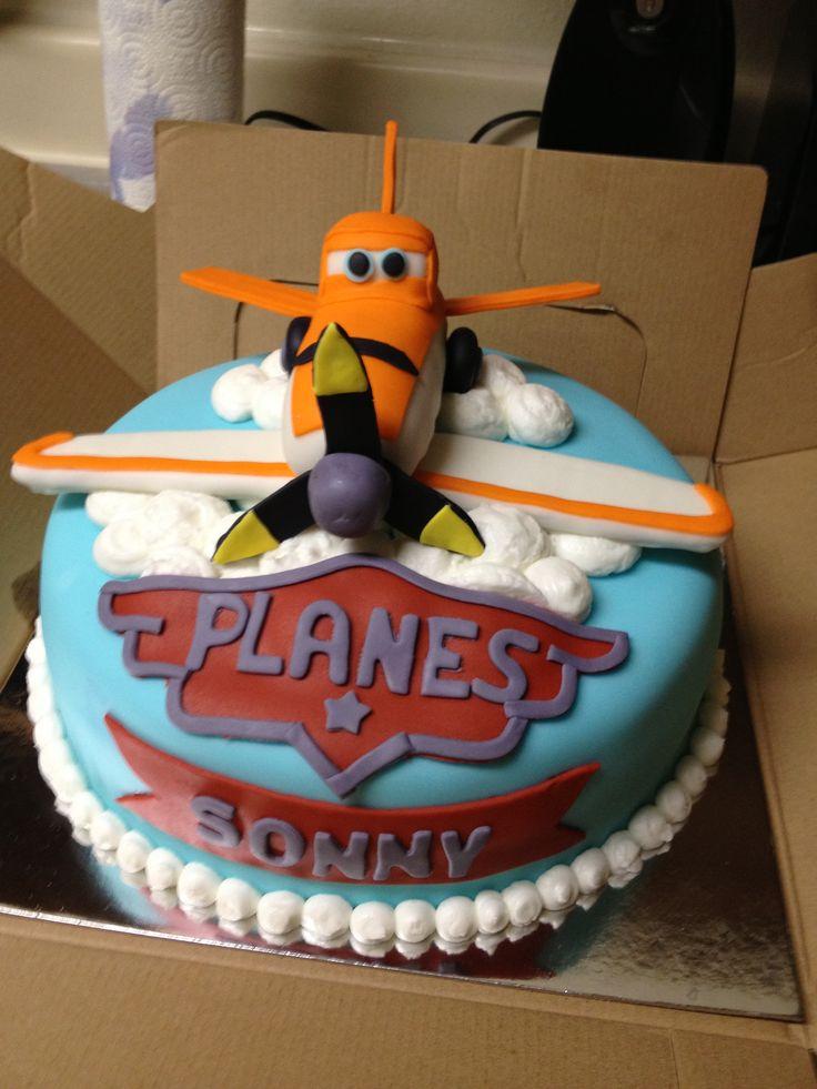 Planes Birthday Cakes