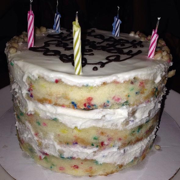 Momofuku Birthday Cakes
