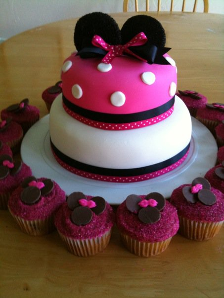 Delicious Walm Birthday Cakes
