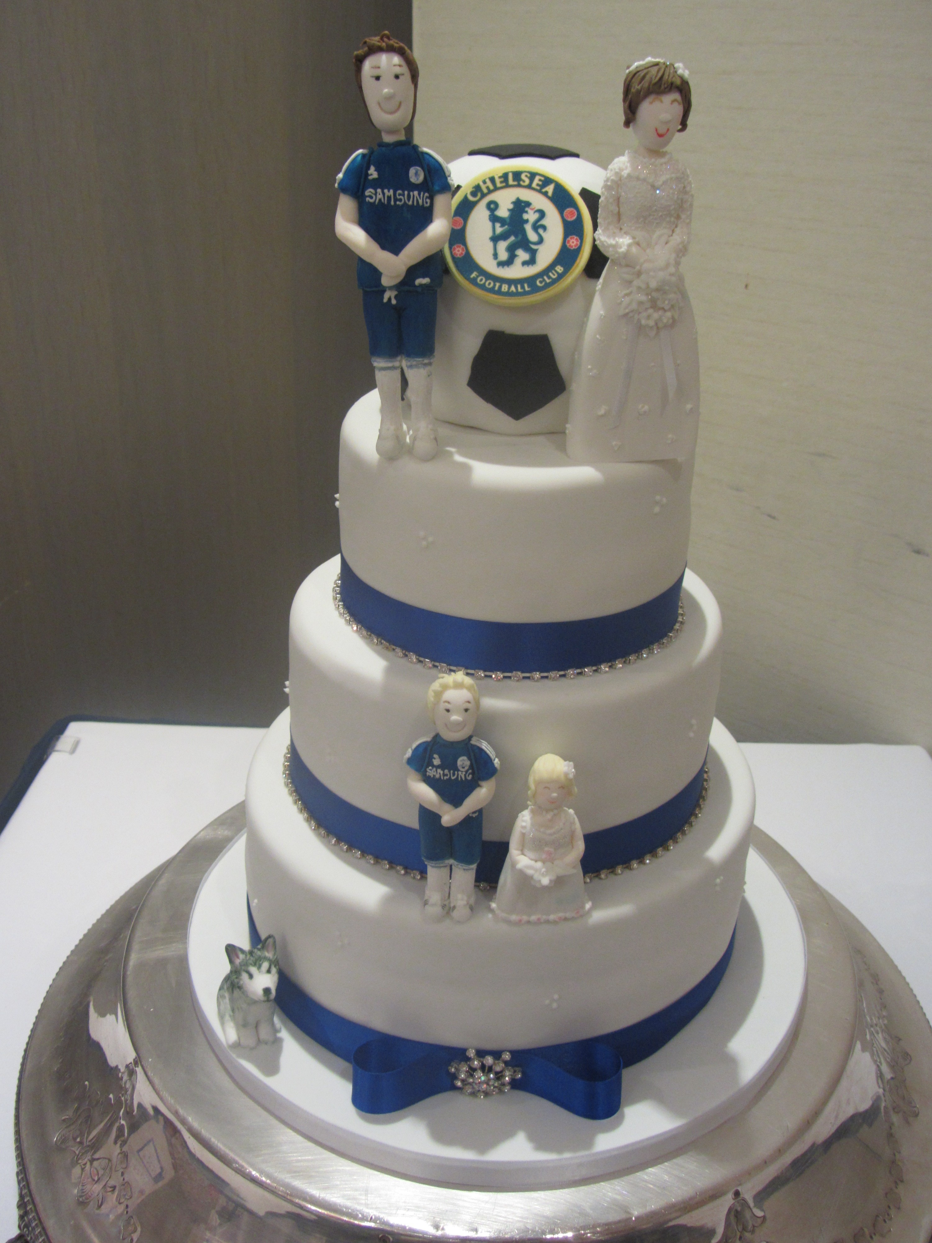 Chelsea Wedding Cakes