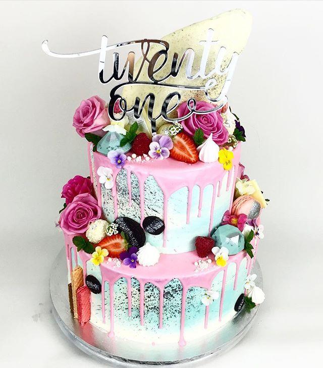 Tremendous 21St Birthday Cakes Pinterest Birthday Cake Personalised Birthday Cards Beptaeletsinfo
