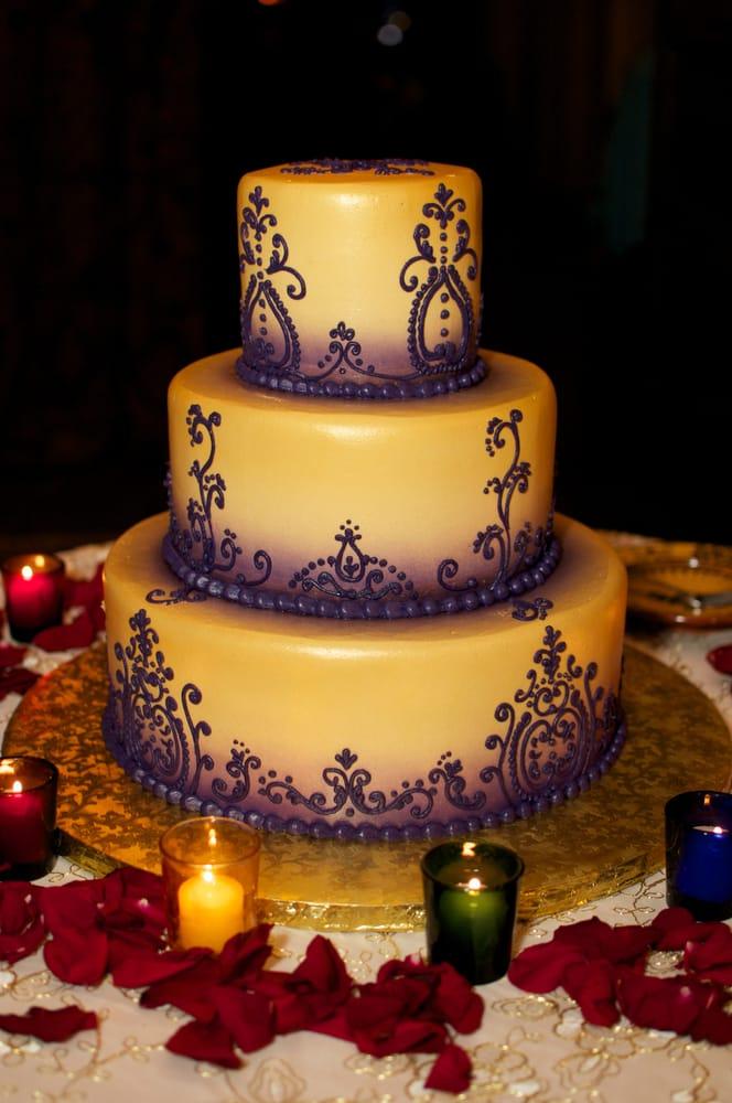 Moroccan Wedding Cakes