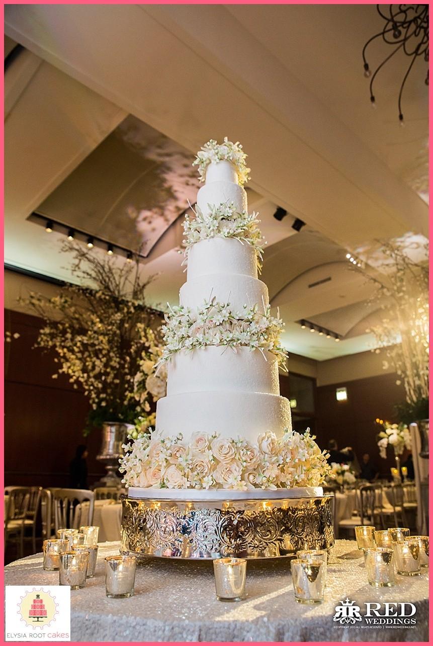 Massive Wedding Cakes
