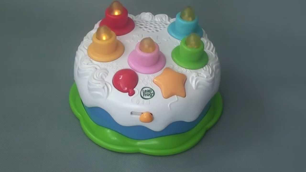 Leapfrog Birthday Cakes