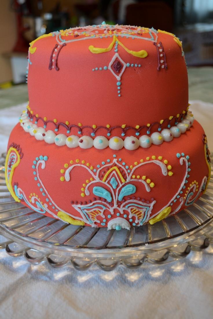 Indian Birthday Cakes