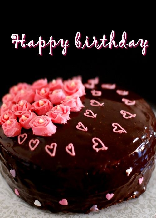 Birthday Cake Images With Wishes Hd