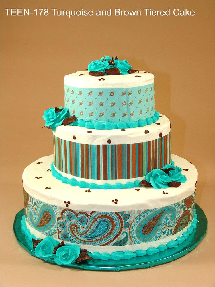 Teenager Birthday Cakes