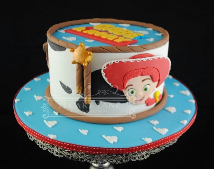 Cake Jessie From Disney Wwwpicswecom