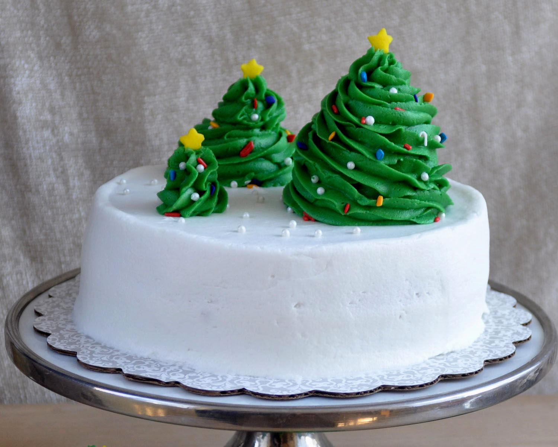 Wilton Christmas Cakes