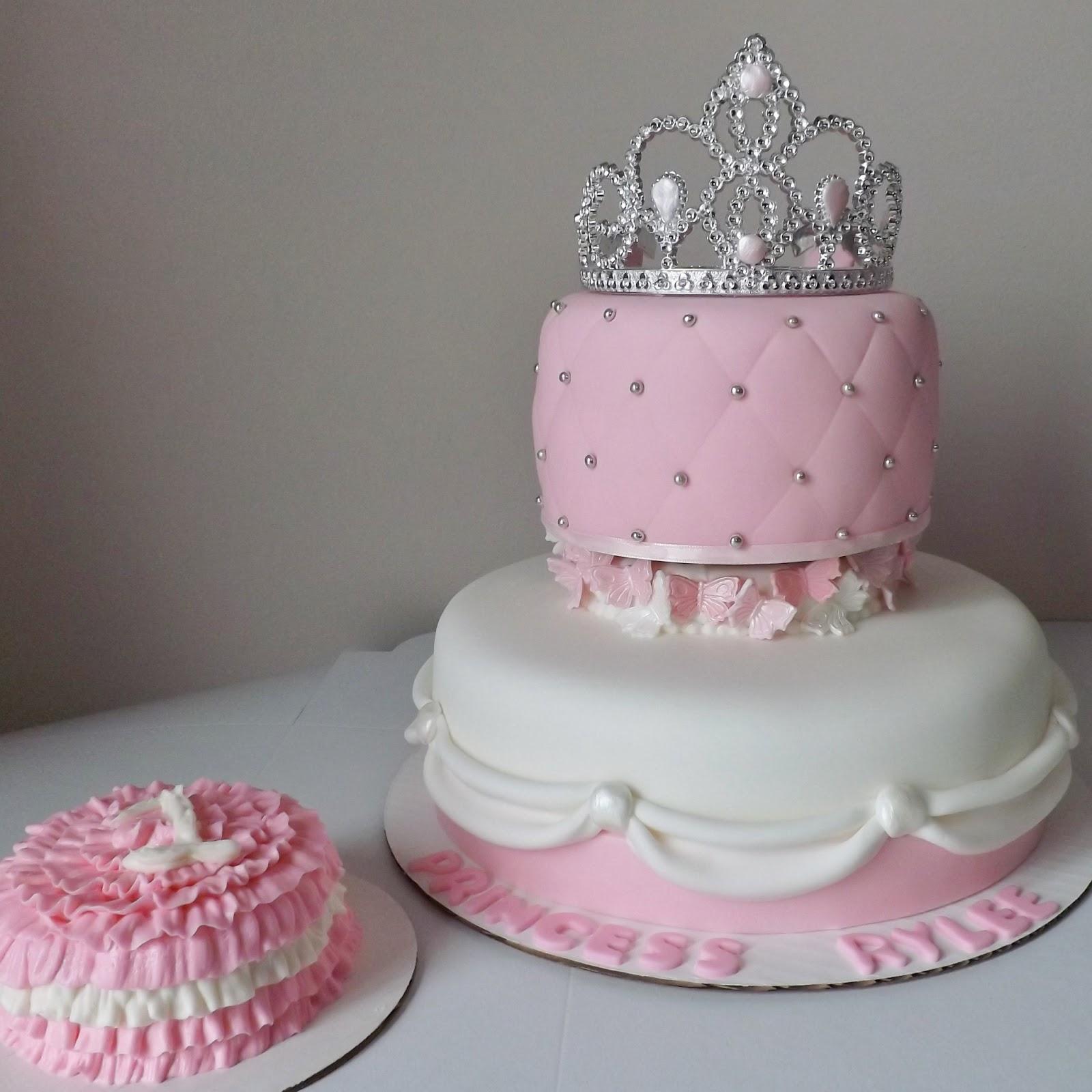 Tiara Birthday Cakes