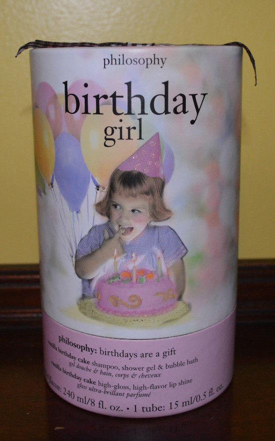 Philosophy Birthday Girl Vanilla Cake Gift Set 2