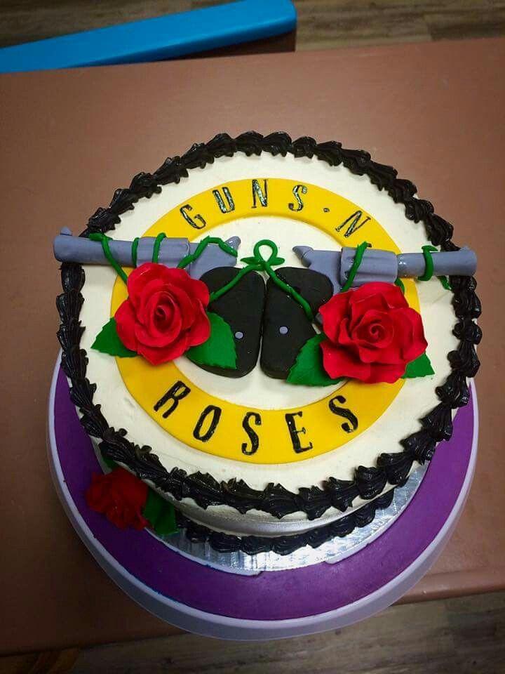 N Birthday Cakes
