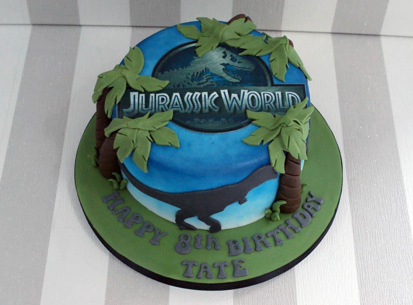 Jurassic Park Cake Walmart Jpg 1361x1006