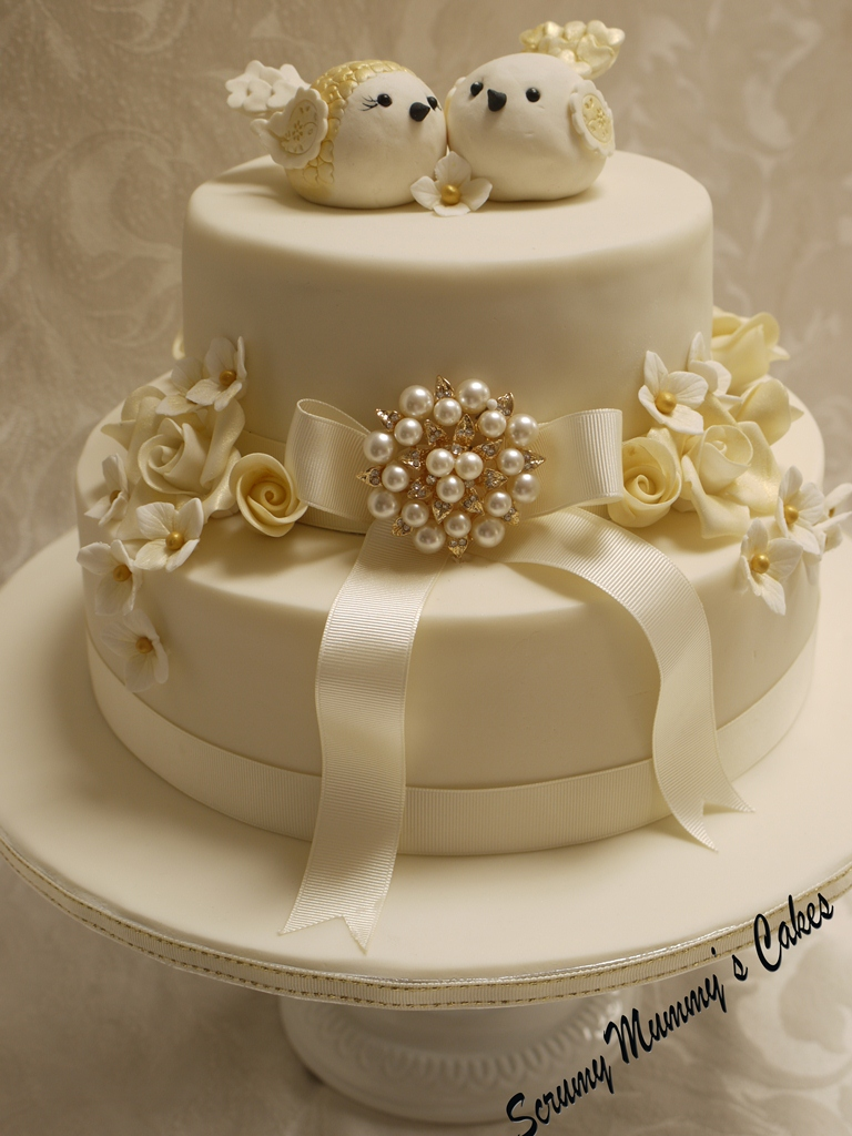 Birthday Wedding Cakes