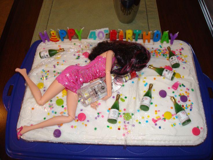 Fun Birthday Cakes