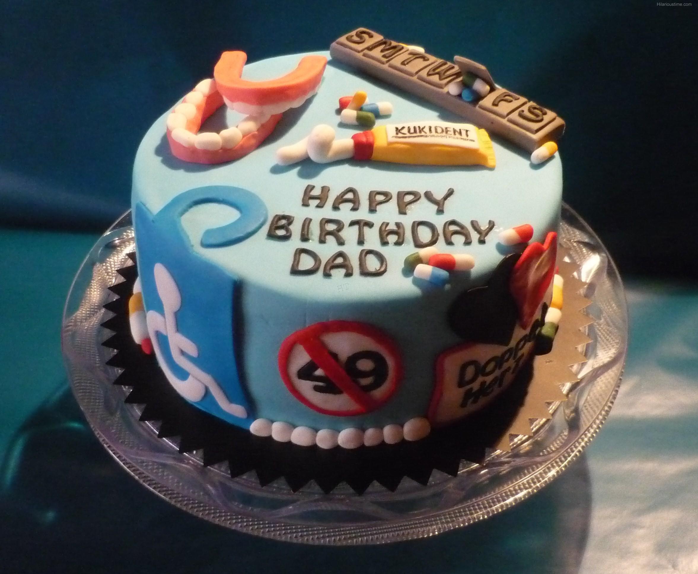 Happy birthday cucky eat your birthday cake