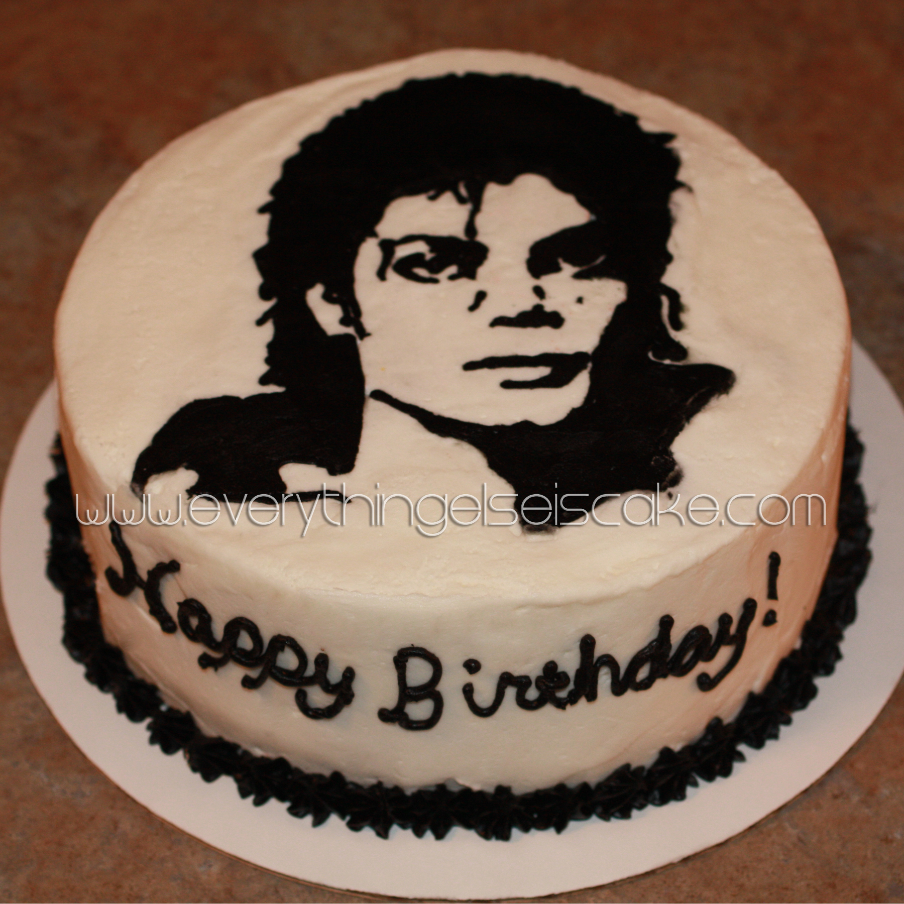 Mj Birthday Cakes